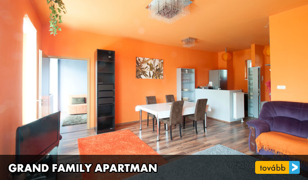 Grand Family Wellness Apartman