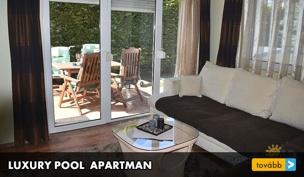 fooldal luxury pool apartman