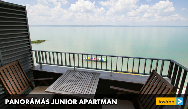 Panorámás Junior Wellness Apartman