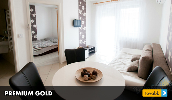 Premium Gold 2 Wellness Apartman